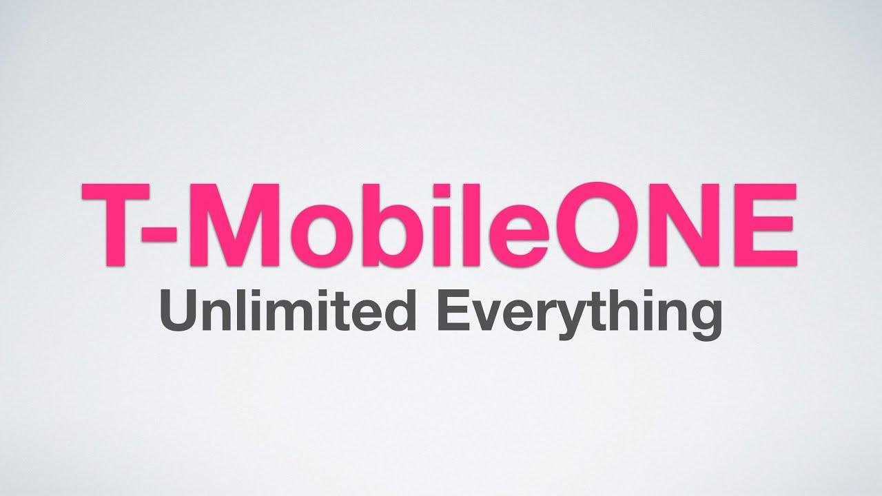 T-MobileONE Explained!