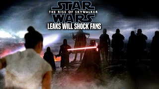 The Rise Of Skywalker Spoilers Will Shock Fans! (Star Wars Episode 9 Leaks)