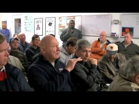 Tidewater Soaring Society safety meeting Dec 2012