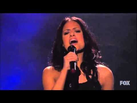 Pia Toscano - I'll Stand By You (American Idol Performance)