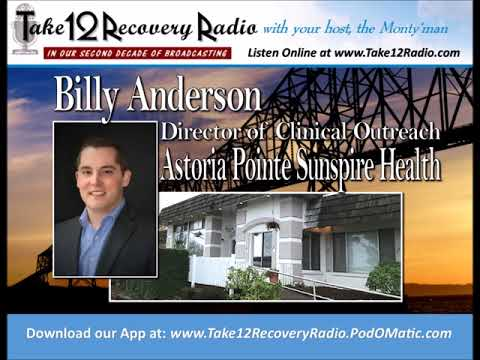 From Heroin to Colleague - The Billy Anderson Story
