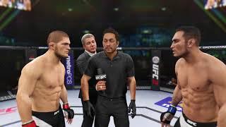 UFC Хабиб Нурмагомедов vs Тони Фергюсон UFC2(PS4)
