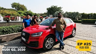 EP #25 Audi Q2 Malayalam User Experience & Drive, Most Affordable Car from 35 Lakhs Onwards