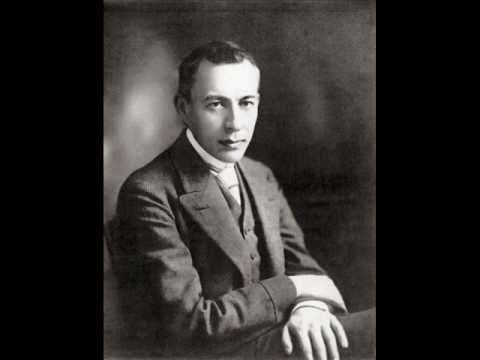 Rachmaninov: Rhapsody on a Theme  Paganini: Variation No 18
