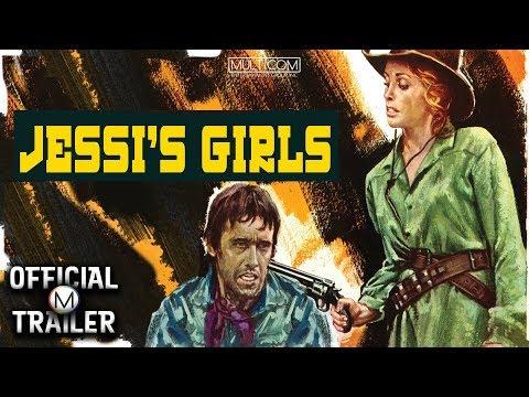 JESSI'S GIRLS (1975) | Official Trailer | 4K