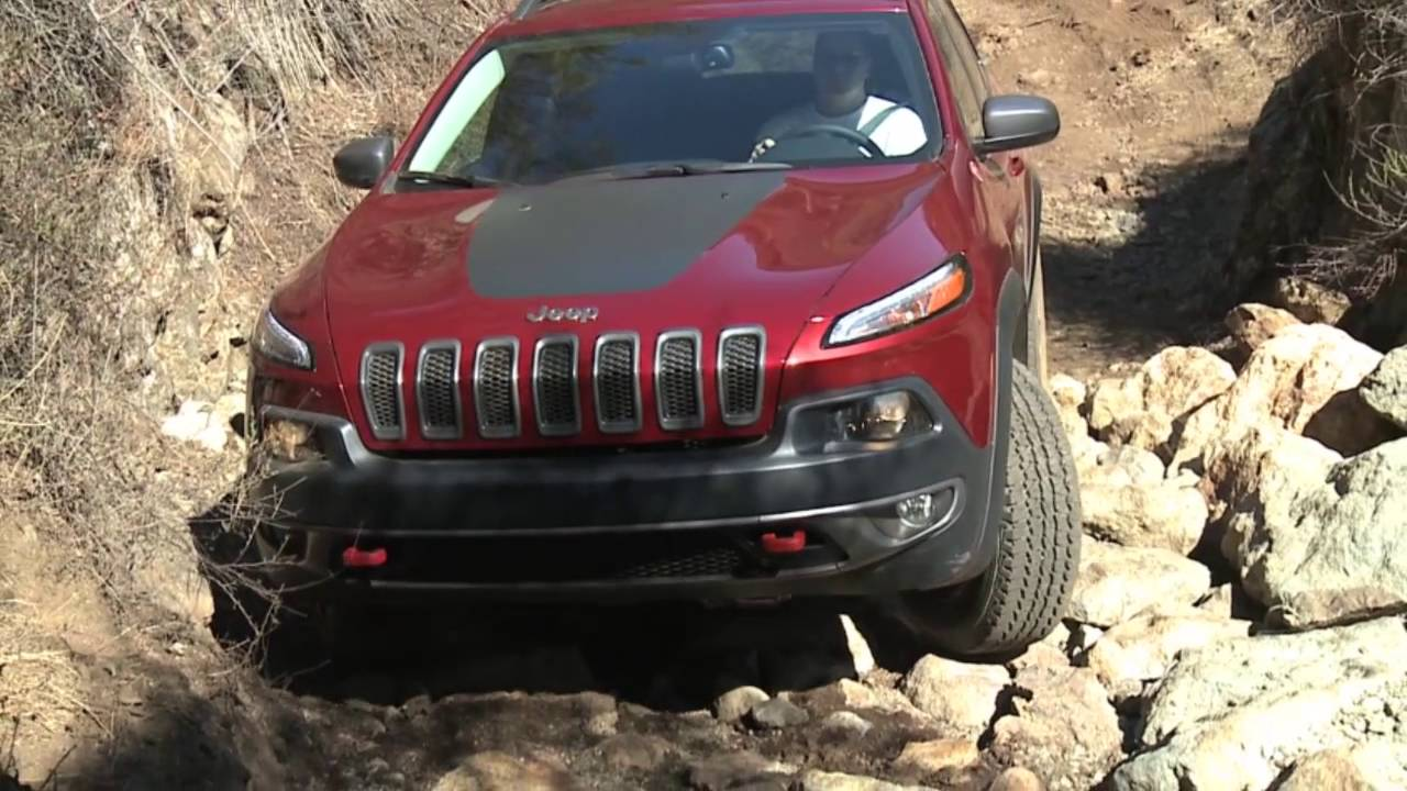2017 jeep cherokee overland review youtube. Black Bedroom Furniture Sets. Home Design Ideas