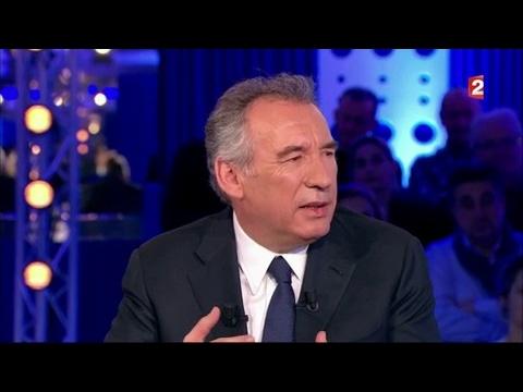 """François Bayrou s'exprime sur un éventuel retour d'Alain Juppé: """"S'il disait oui, je l'aiderais !"""""""