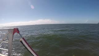 [SLOW TV]  45 minute trip to Great Keppel island Queensland Australia [ 4K ]