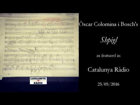 Shpigl feature in Catalan National Radio (audio in Catalan)