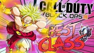 LA MEILLEURE CLASSE DE BLACK OPS 3 ( BEST CLASS SETUP BO3 )