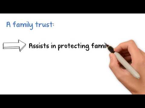 Business Structure - Family Trust