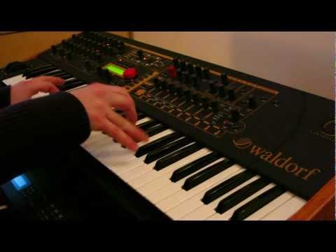 Waldorf Q - Glass-Sound