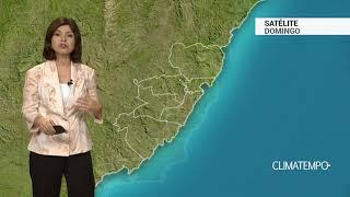 Previsão Grande Vitória – Chuva diminui