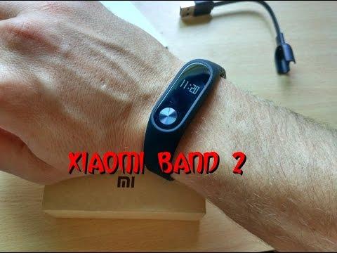 Обзор Xiaomi Mi Band 2 review на русском языке и Где купить .