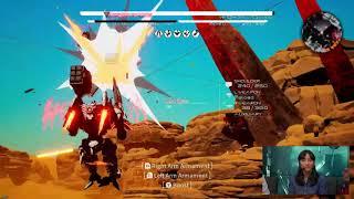 Nintendo treehouse live - e3 2018 - first daemon x machina gameplay