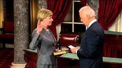 Swearing in of Senator Tammy Baldwin (D-Wisc.)