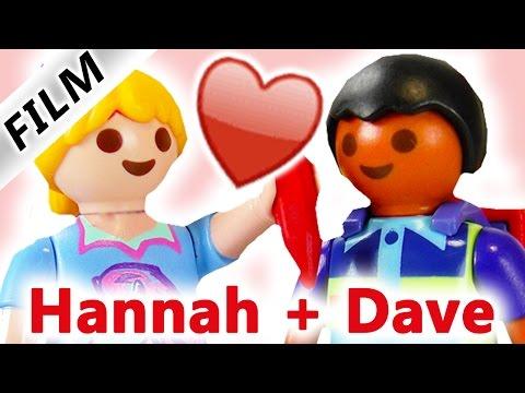 Playmobil Film Deutsch   BEST OF HANNAH + DAVE   Kinderserie Familie Vogel   Compilation