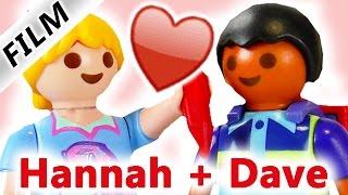 Playmobil Film Deutsch | BEST OF HANNAH + DAVE | Kinderserie Familie Vogel | Compilation