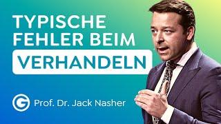 Wie wir besser verhandeln // Prof. Dr. Jack Nasher