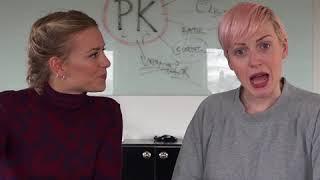 Hur PK är egentligen Clara Henry och Cissi Wallin?