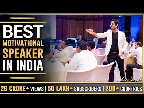 Best Motivational Speaker in India – Him-eesh Madaan