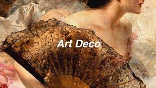 Lana Del Rey // art deco [Lyrics]