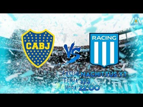 ¡BOCA VS RACING! | SUPERLIGA ARGENTINA | CLASH ROYALE