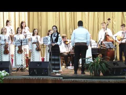 """Examen de stat la disciplina """"Dirijat Orchestral"""" Șt.Neaga 2017"""