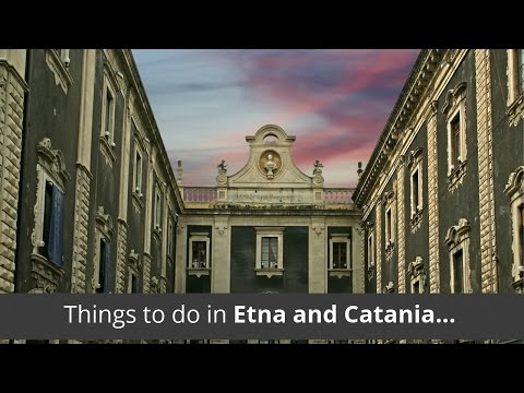Things to do in Etna and Catania