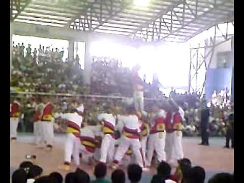 Norsu Cheerdance Competition 2009- College of Maritime Education