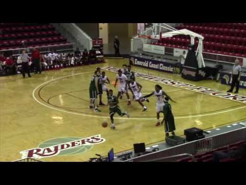 Kieran Woods #1 - Chicago State vs Jacksonville State University