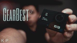 Unboxing kamery sportowej za 50$ od sklepu GearBest