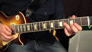 Lead Guitar Lessons - Scales - Major Pentatonic Scale Guitar Lesson - How to Solo
