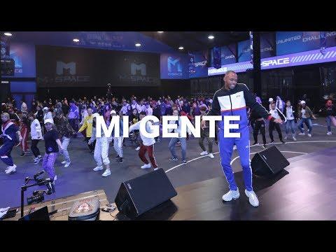 Mi Gente - J Balvin,Willy William,Beyonce|Karon Lynn Choreography|GH5 Dance Studio