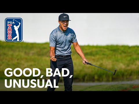 Champ wins battling illness, Oosthuizen is runner-up again and Bubba's toe putter