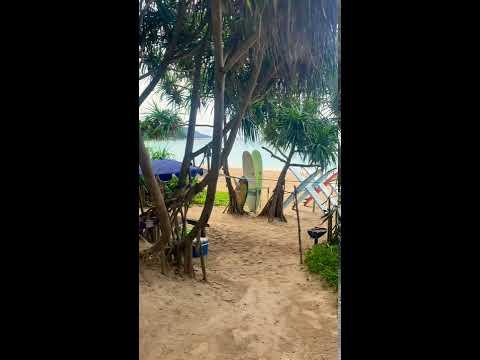 Kata Beach, Phuket , Thailand.  #shorts