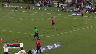 Christian Foster monster pull (2016 Nationals - men's semi)