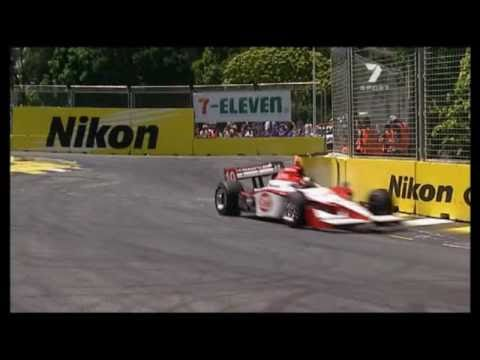 2008 INDYCARS at Australia (Full Race)