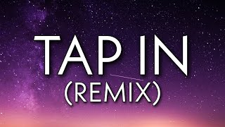 Saweetie - Tap In (Remix) [Lyrics] Ft. Post Malone, DaBaby & Jack Harlow  | OneLyrics