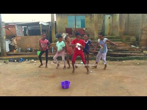 Best #Zanku Dance By Ikorodu Talented Kids (Dream Catchers Dance)