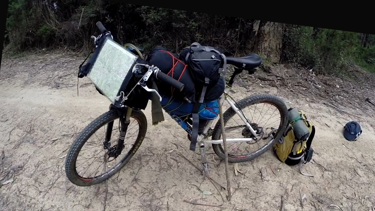 Bicycle Touring Off Road Equipment Tips Youtube