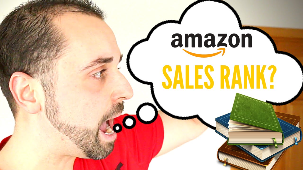 what is a good amazon sales rank for books