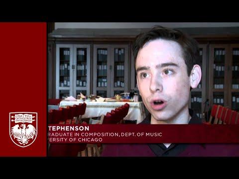 UChicago Student Composers Recital - 2012