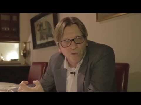Guy Verhofstadt for European Commission President