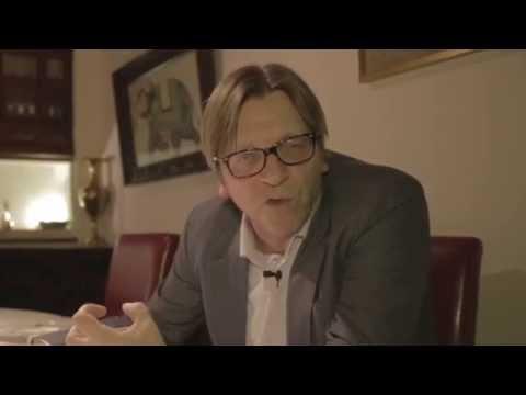 Guy Verhofstadt for European Commission President