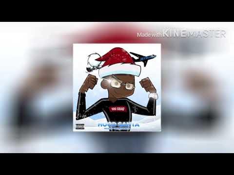 Ddg Hood Santa