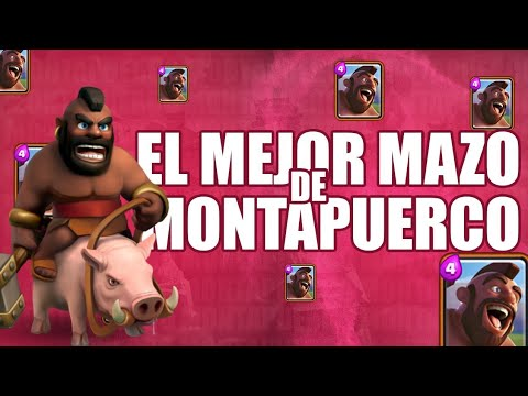 MI MAZO FAVORITO PARA DESAFÍOS!! - Soking - Clash royale en español.