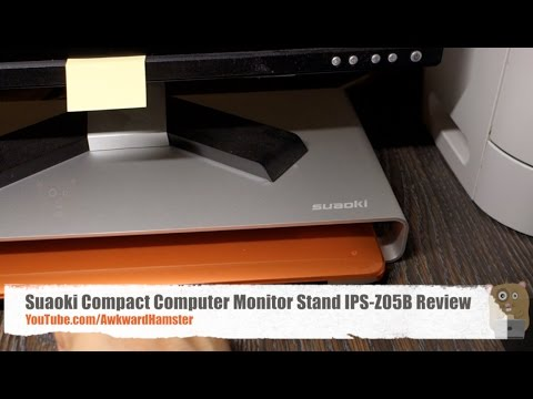 Suaoki iMac Computer Stand IPS-Z05B Review