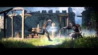 The Witcher 3: Wild Hunt (E3 2014 Trailer - The Sword Of Destiny)