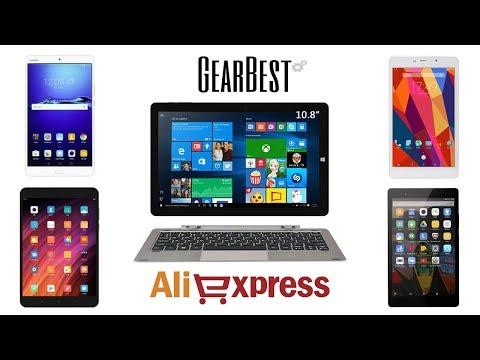 ТОП 5 лучших планшетов 2017 на Алиэкспресс. Недорогие планшеты из Китая.